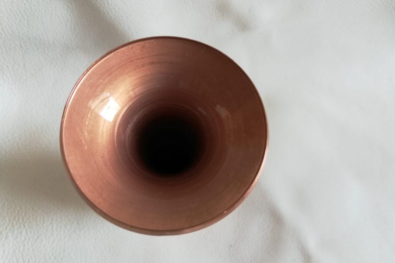 Vase moyen cuivre peint_Galerie Shirazi_Pau_C3SA.b