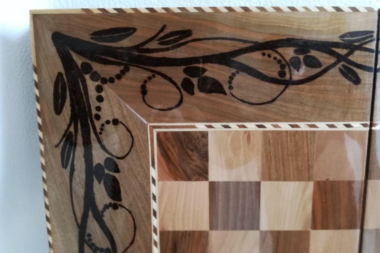 Galerie Shirazi_Pau_Backgammon_échecs_Bahram.3