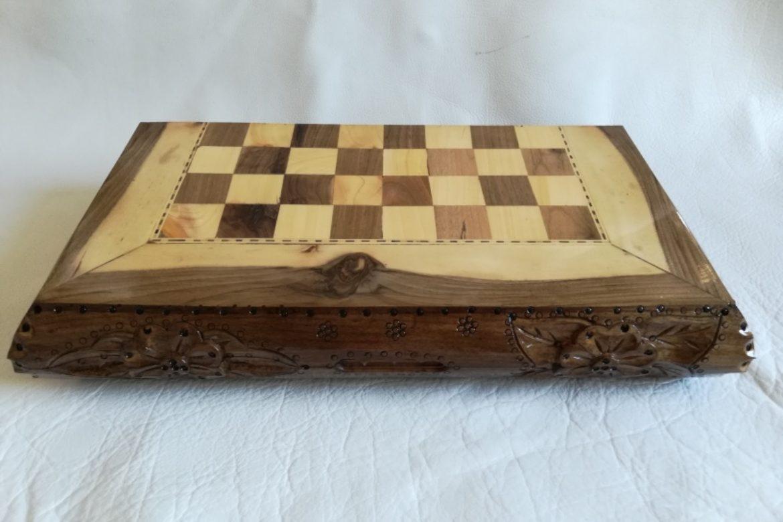 Galerie Shirazi_Pau_Backgammon_échecs_Mah.4