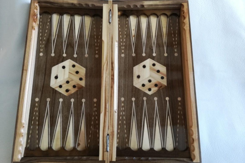 Galerie Shirazi_Pau_Backgammon_échecs_Raana