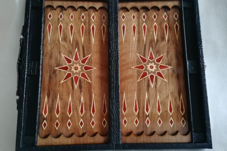 Galerie Shirazi_Pau_Malette Backgammon