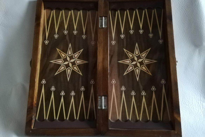Galerie Shirazi_Pau_Backgammon Darya