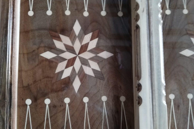 Galerie Shirazi_Pau_Backgammon Mah Banoo.2