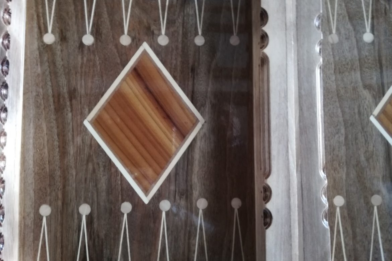 Galerie Shirazi_Pau_Backgammon Mahtab.2