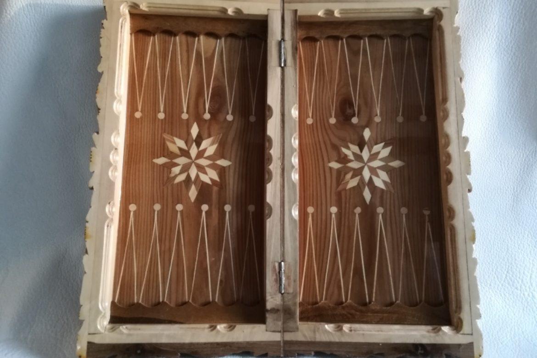 Galerie Shirazi_Pau_Backgammon Razieh
